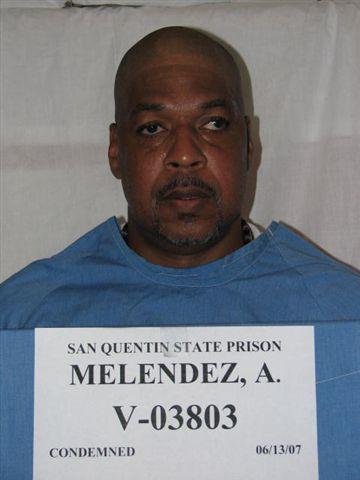 Angelo Melendez California Death Row
