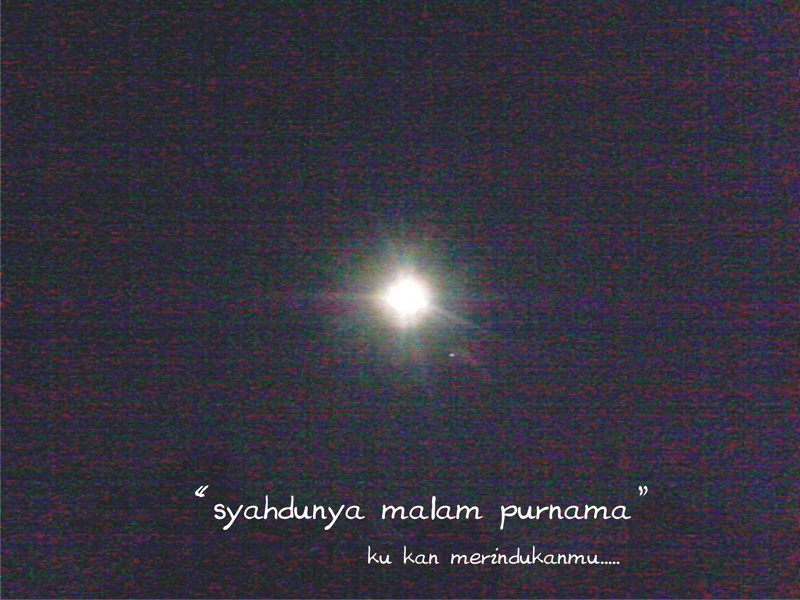 Syahdunya Malam Purnama Darman Reubee