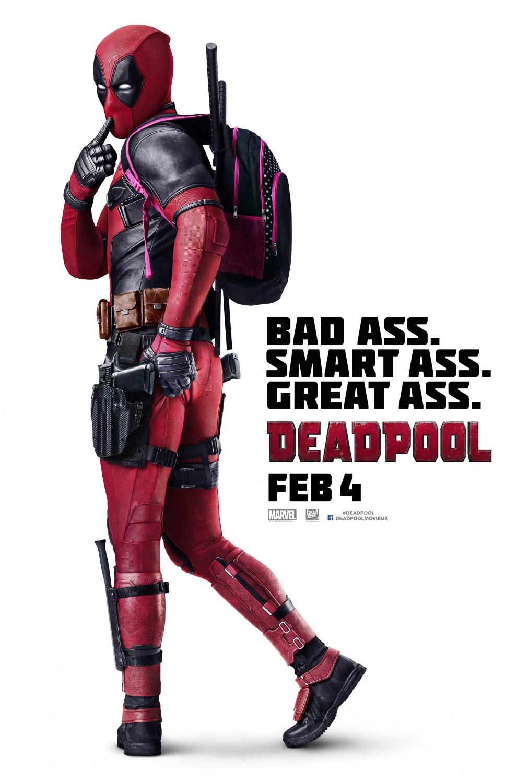 Nonton Film Deadpool (2016)