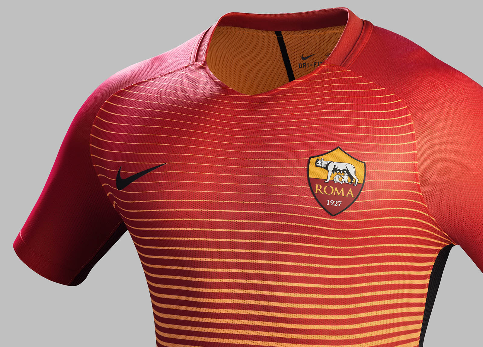 promo code 76d33 e736b Nike As Roma Away Jersey Pictures