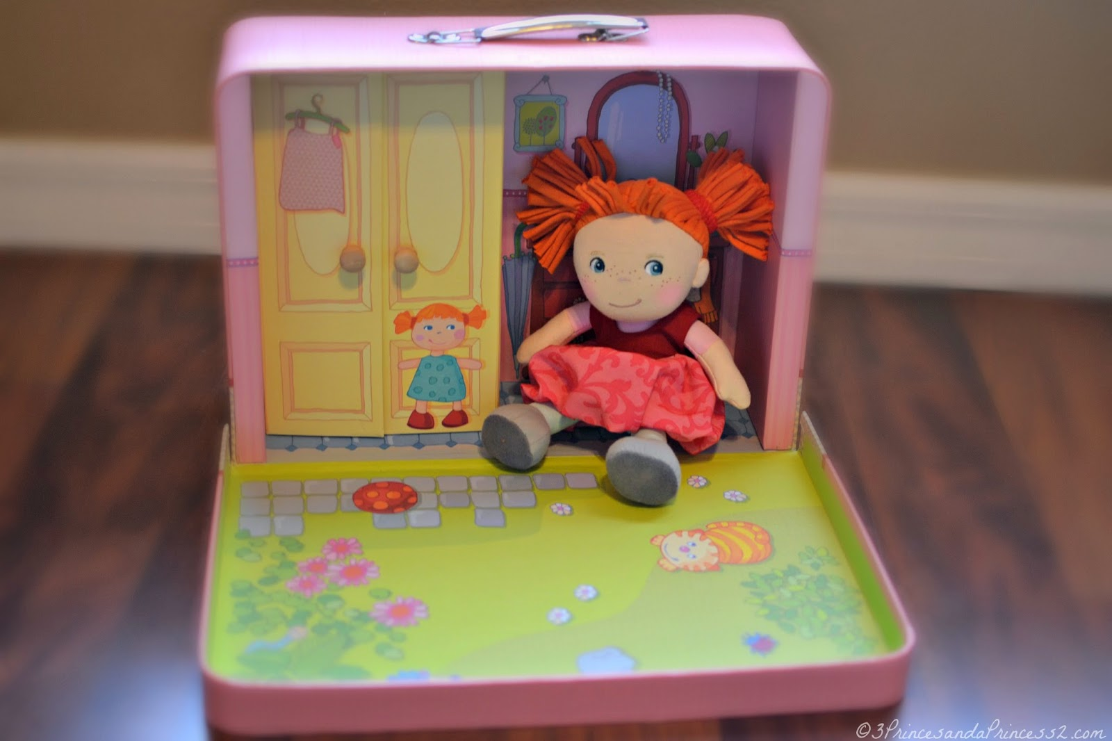 HABA Doll Shona #Giveaway