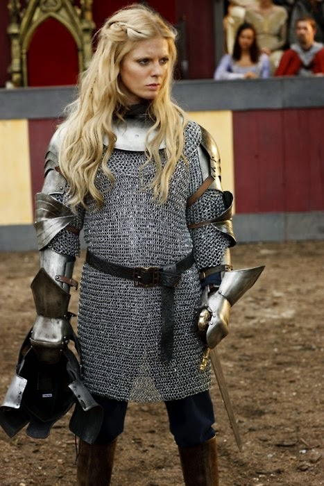 BBC's Merlin, Series 3 scene: Morgause revealed