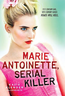 Cover of Book of the Month: August – Marie Antoinette, Serial Killer