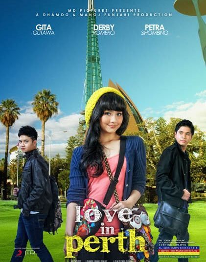 Love In Perth Full Movie Online