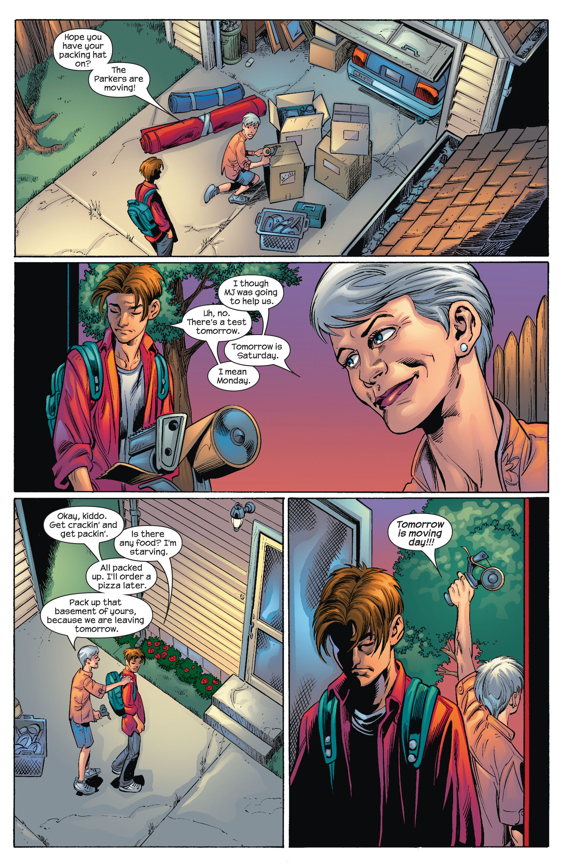 Read online Ultimate Spider-Man (2000) comic -  Issue #72 - 18