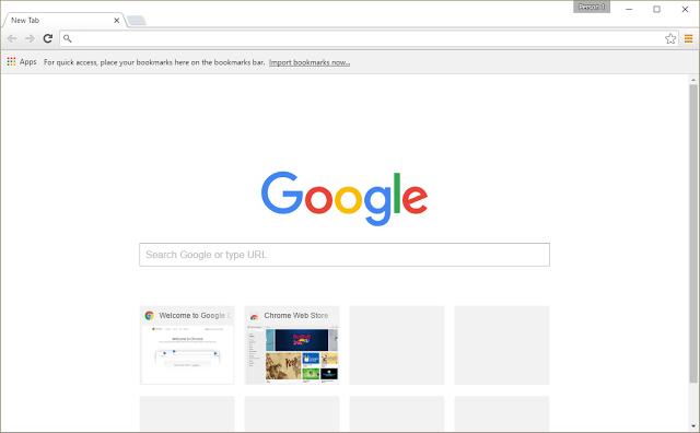 تحميل برنامج جوجل كروم مجانا