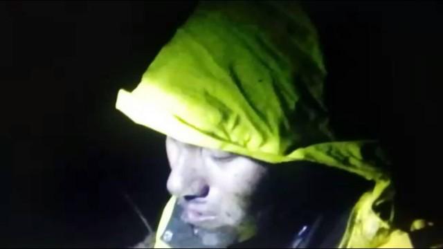 Polícia divulga vídeo