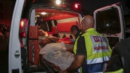 سقوط 80 صاروخا على تل أبيب ووقوع مصابين.. صور