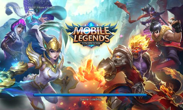Mobile Legends Loading Screen