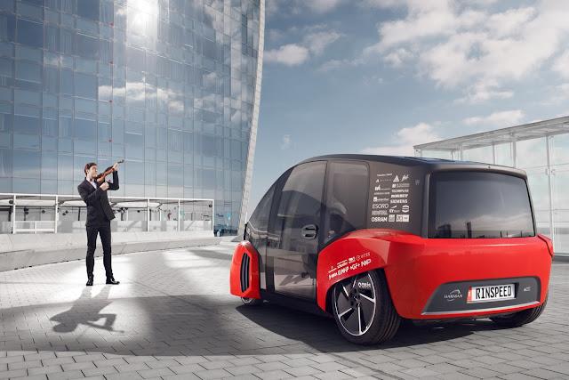 OSRAM apresenta novas tecnologias para carros autônomos na CES 2018