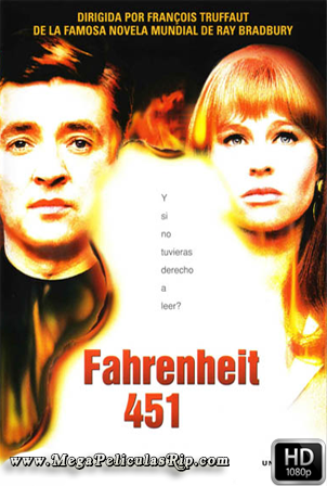 Fahrenheit 451 (1966)  [1080p] [Latino-Castellano-Ingles] [MEGA]