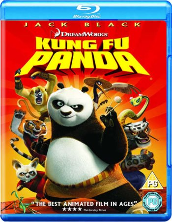 Kung Fu Panda (2008) Dual Audio Hindi 720p BluRay