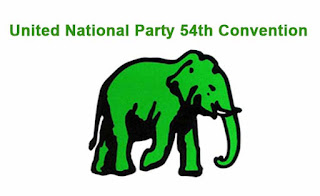 54th Convention of the United National Party