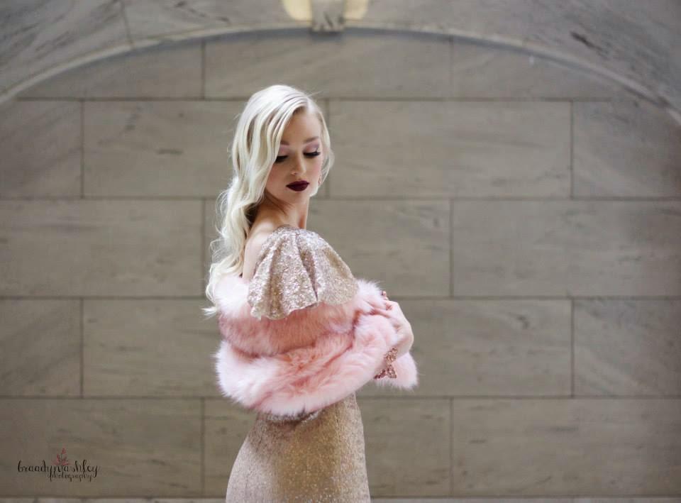 marie glamour shot