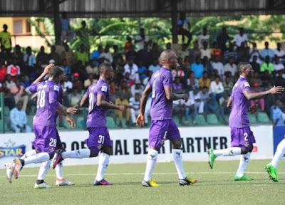 MFM players: beat Plateau for top of the NPFL
