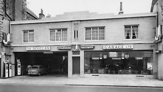 Douglas Garage Ltd of Northampton