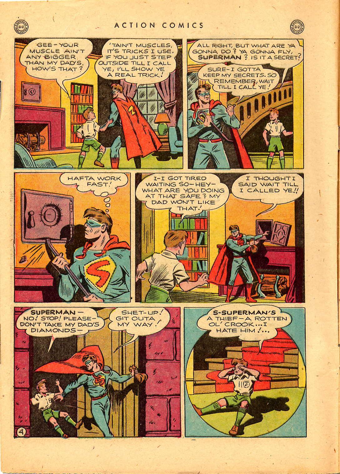 Action Comics (1938) 115 Page 4