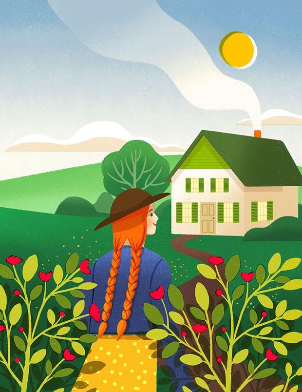 Geraldine Sy, ilustradora Geraldine Sy, about Geraldine Sy, ilustrações retrô, illustration, illustration Geraldine Sy