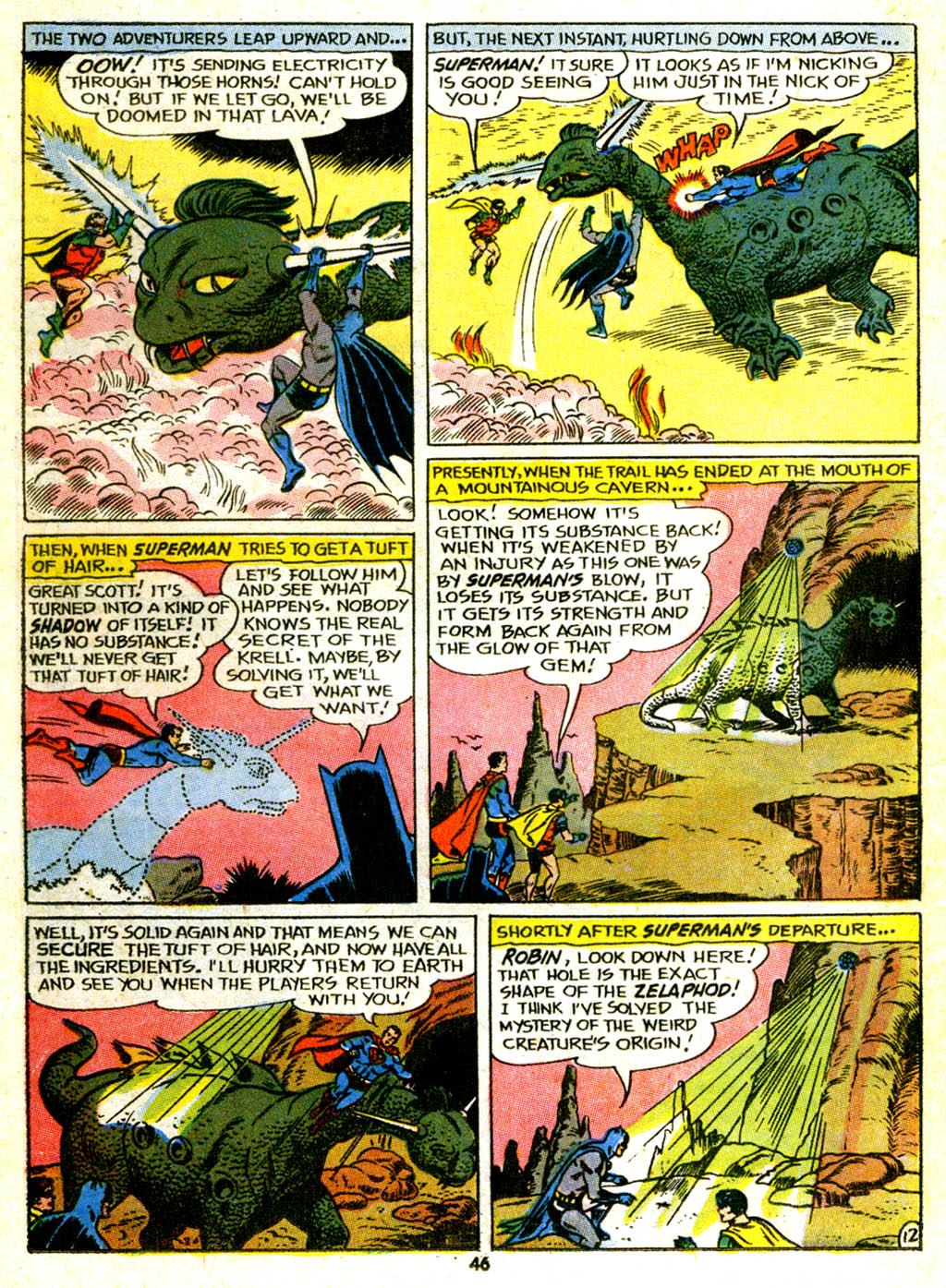 Read online World's Finest Comics comic -  Issue #206 - 42