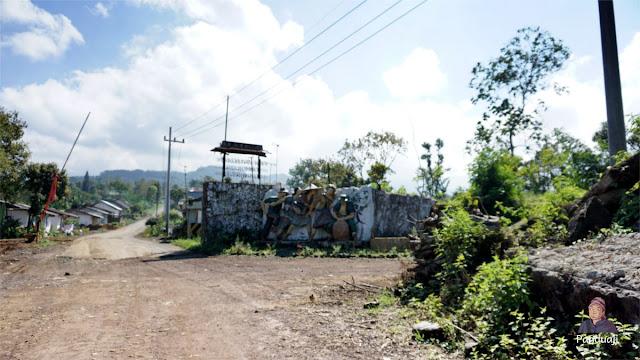 Kawasan Perumahan Perkebunan Kopi Pidjiombo di Blitar