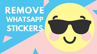 Cara menghapus stiker WhatsApp dengan mudah
