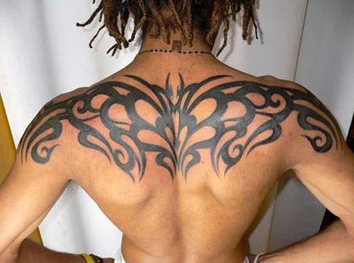 erkek tribal dövmeler man tribal tattoos 16
