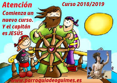 Pincha imagen para ver Calendario Catequesis