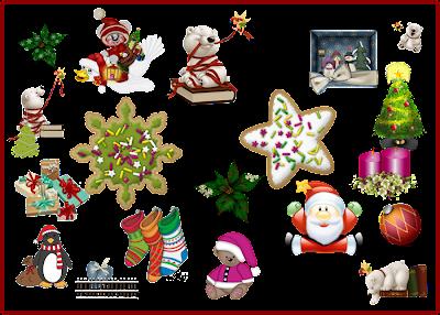 png imagenes fondo transparente navidad