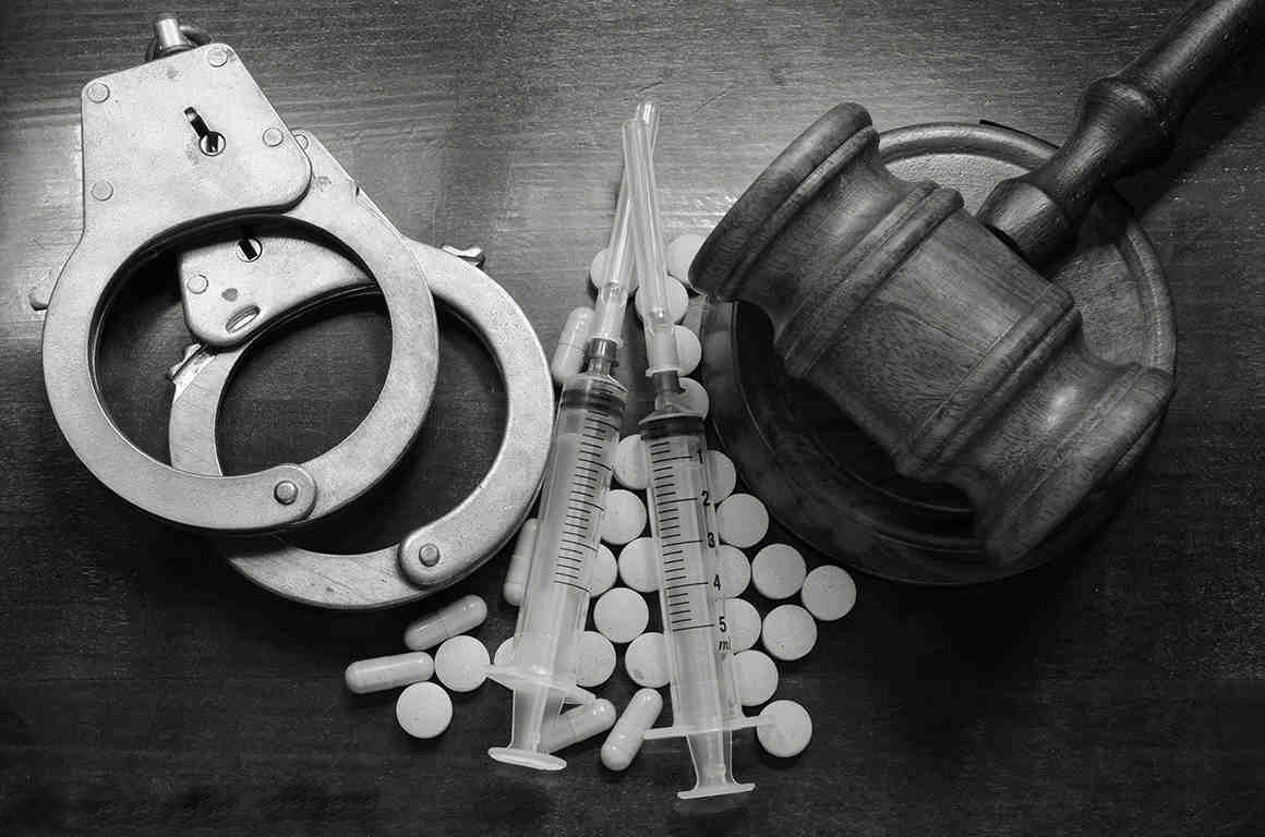 Laws pertaining to Drug addiction and Trafficking lawescort