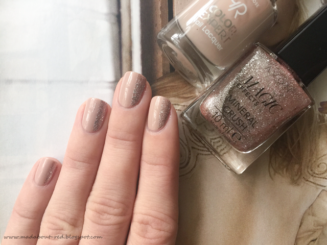 Nail Art - Guest post by Anna - Mad About Red – low maintenance beauty
