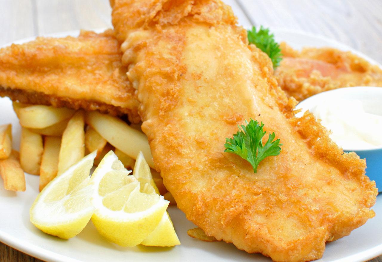 Irish food guide blog zack gallagher irish food blogger for Fish chips