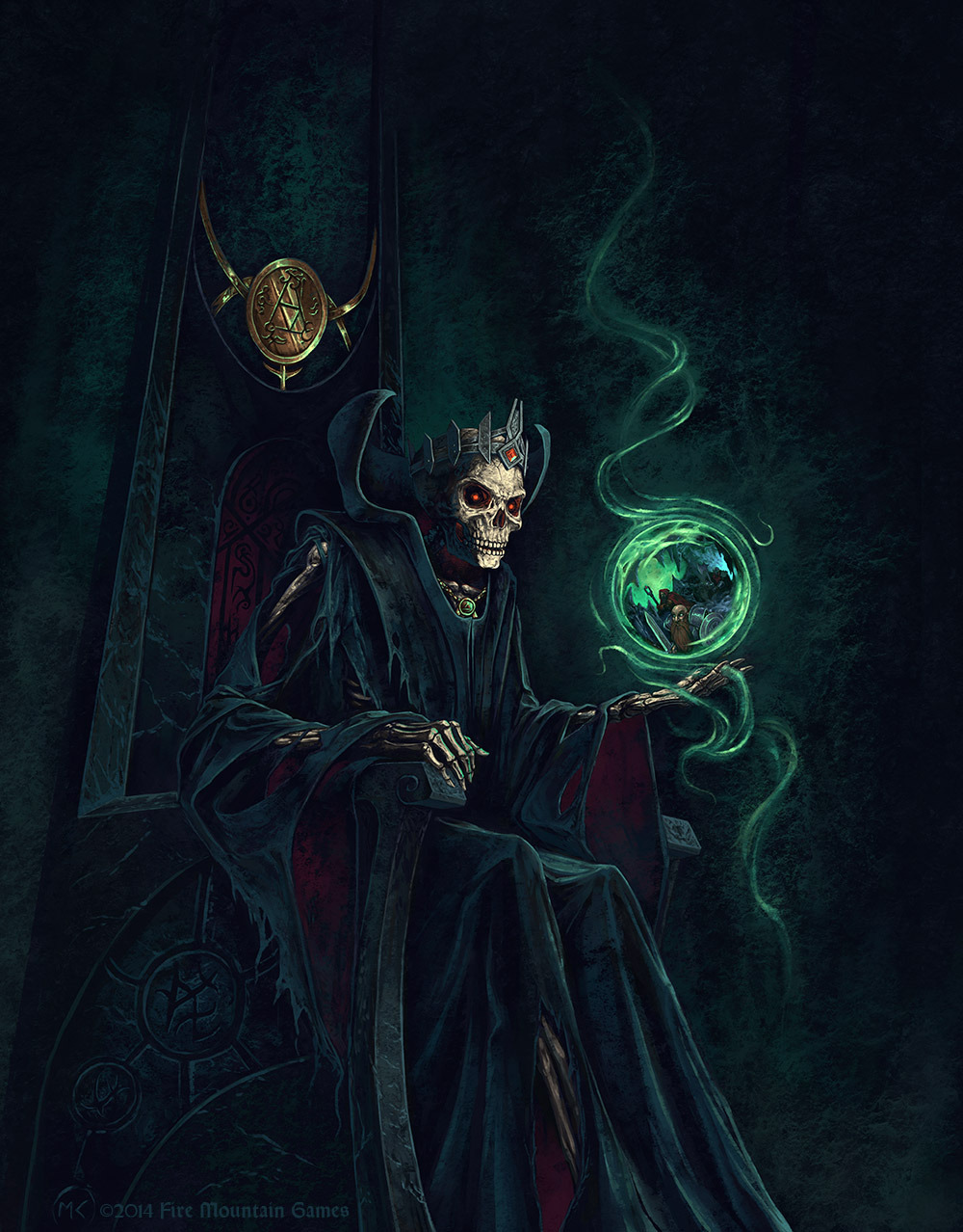 Ain't That About A Lich ~ Dungeons and Possums