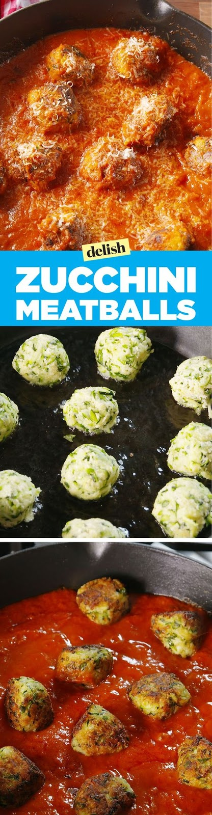 """Zucchini """"Meatballs""""   #DESSERTS #HEALTHYFOOD #EASY_RECIPES #DINNER #LAUCH #DELICIOUS #EASY #HOLIDAYS #RECIPE #SPECIAL_DIET #WORLD_CUISINE #CAKE #GRILL #APPETIZERS #HEALTHY_RECIPES #DRINKS #COOKING_METHOD #ITALIAN_RECIPES #MEAT #VEGAN_RECIPES #COOKIES #PASTA #FRUIT #SALAD #SOUP_APPETIZERS #NON_ALCOHOLIC_DRINKS #MEAL_PLANNING #VEGETABLES #SOUP #PASTRY #CHOCOLATE #DAIRY #ALCOHOLIC_DRINKS #BULGUR_SALAD #BAKING #SNACKS #BEEF_RECIPES #MEAT_APPETIZERS #MEXICAN_RECIPES #BREAD #ASIAN_RECIPES #SEAFOOD_APPETIZERS #MUFFINS #BREAKFAST_AND_BRUNCH #CONDIMENTS #CUPCAKES #CHEESE #CHICKEN_RECIPES #PIE #COFFEE #NO_BAKE_DESSERTS #HEALTHY_SNACKS #SEAFOOD #GRAIN #LUNCHES_DINNERS #MEXICAN #QUICK_BREAD #LIQUOR"""