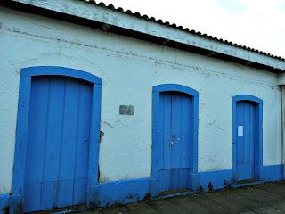 Casa de Cultura Miguel José Pereira, Vila de Santo Amaro, General Câmara