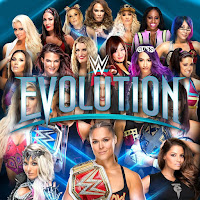 WWE Evolution Results - October 28, 2018