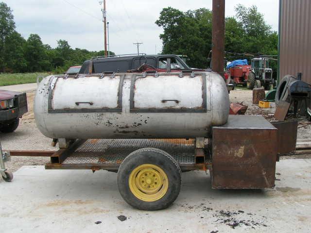 babyboomerboy s cooking blog building a 250 gallon reverse flow smoker