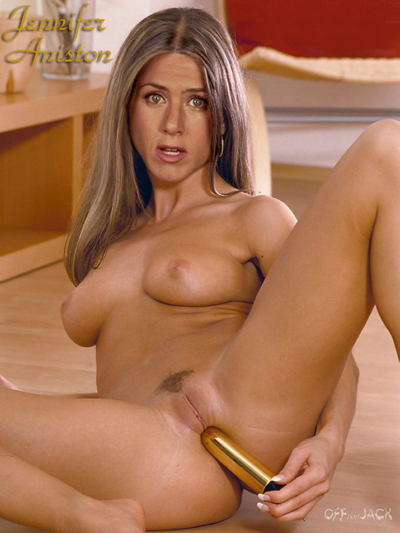 Jennifer aniston nude dildo