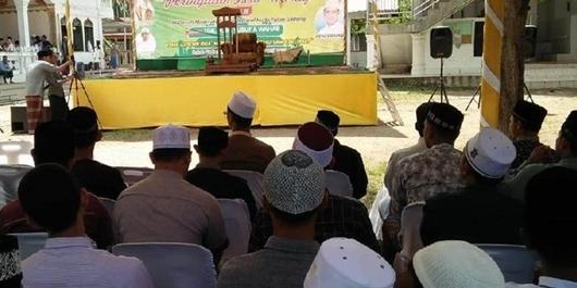 Prabowo Batal Hadir, Panitia Isra Mi'raj di Aceh: Kami Sedikit Kecewa