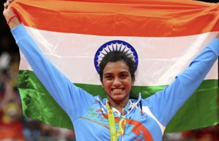 PV Sindhu's First Reaction on Rio Olympic feat