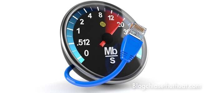 Kiểm tra nhà mạng có bóp băng thông Internet của bạn ?