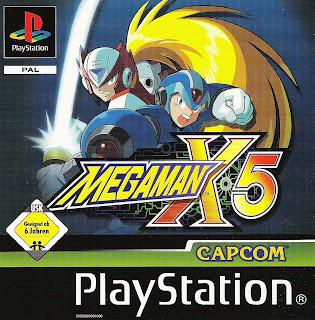 Download Kumpulan Game Mega Man PSX Terlengkap - RonanElektron
