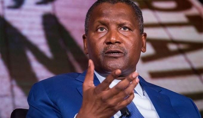 Dangote Praises Akufo-Addo's Visionary Leadership
