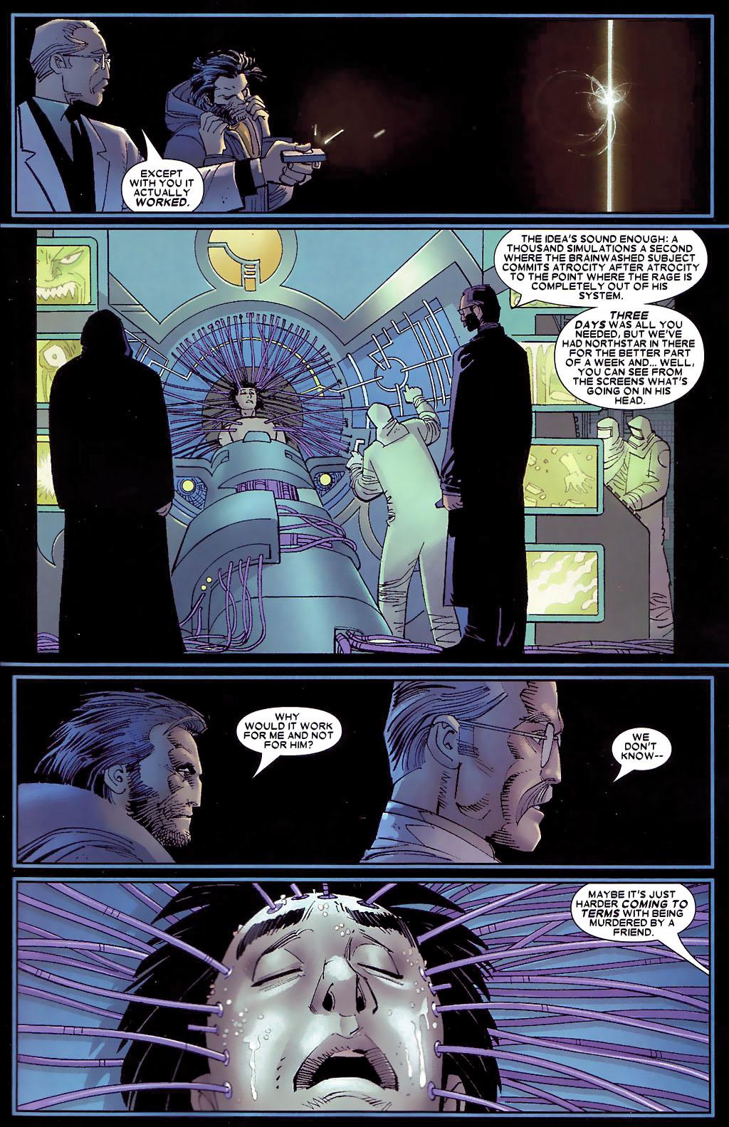 Read online Wolverine (2003) comic -  Issue #30 - 6