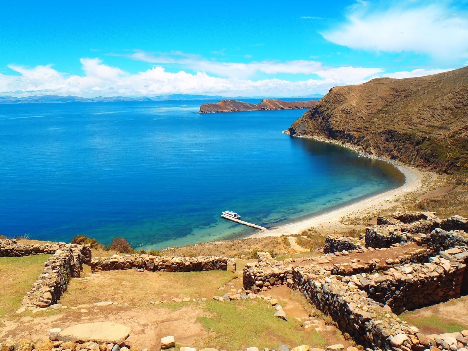 Ancient Harbour Isla del Sol