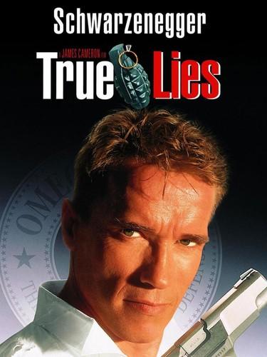 Mentiras Verdaderas (1994) [BRrip 1080p] [Latino] [Acción]