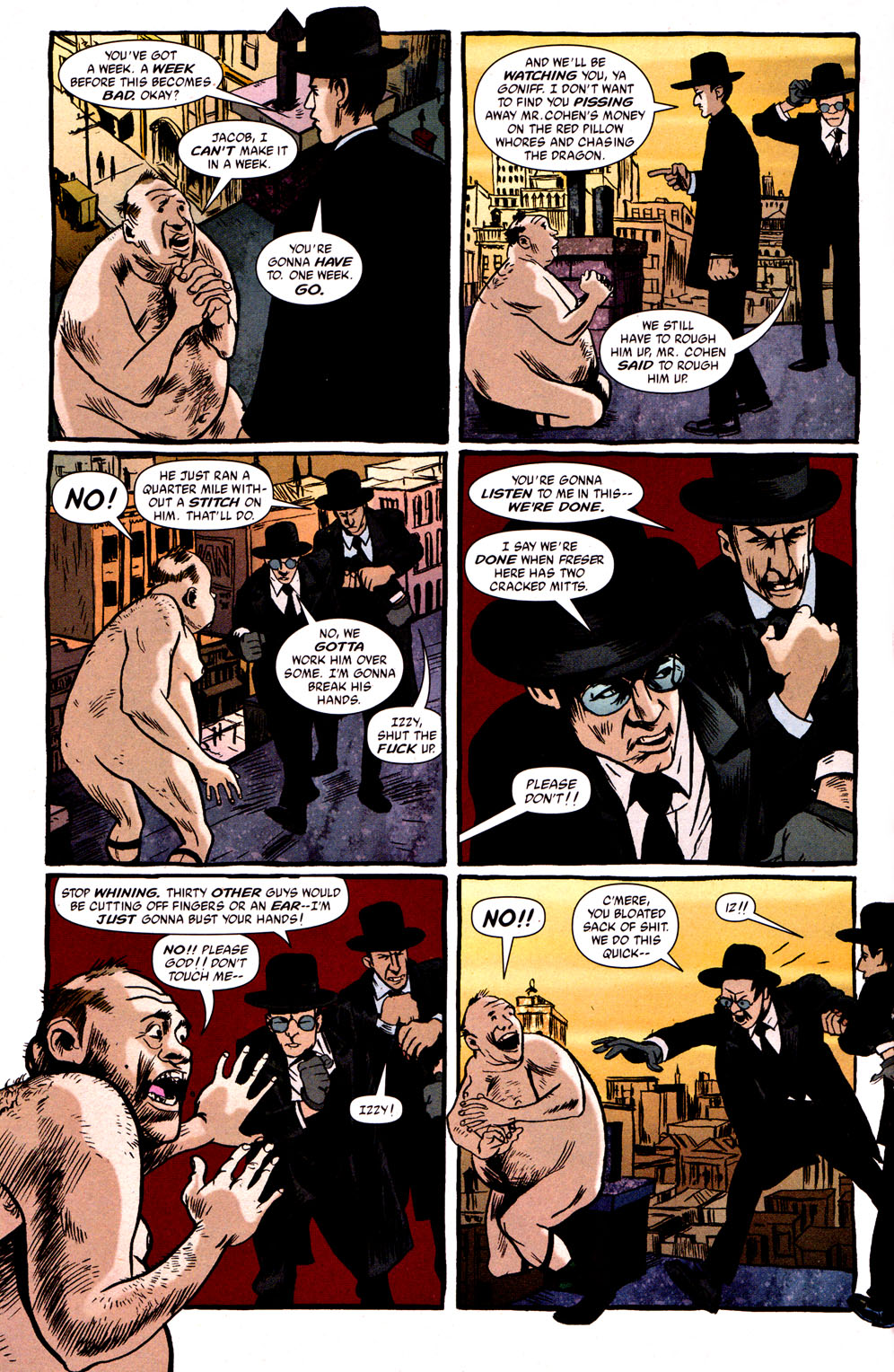 Read online Caper comic -  Issue #1 - 9