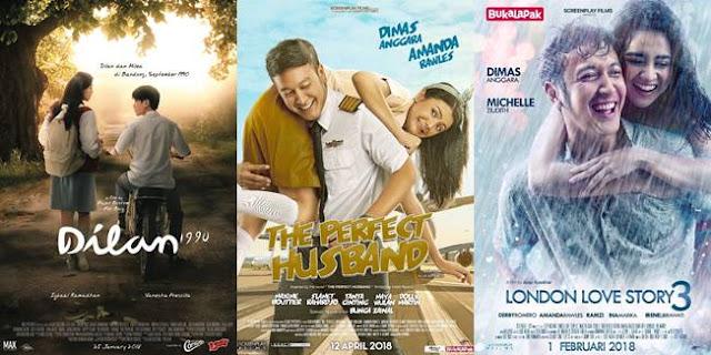 film romantis indonesia terbaik yang bikin nangis, film romantis sedih indonesia