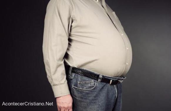 Obesidad es pecado