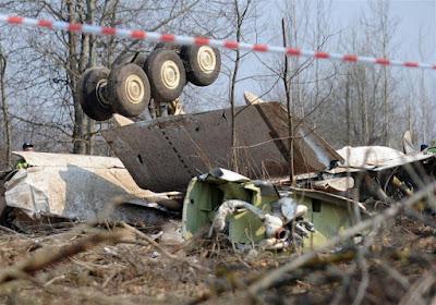 У літаку Качинського знайшли сліди вибухівки