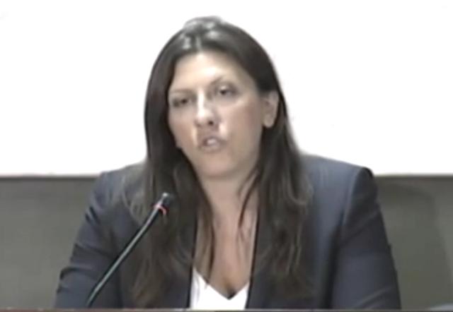 Ζωή Κωνσταντοπούλου: Συμπράττω με την Λαϊκή Ενότητα (ΛΑ.Ε.) ως ανεξάρτητη συνεργαζόμενη (vid)